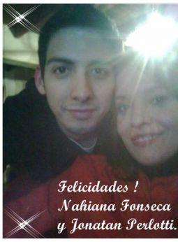 Bienvenido Enzo Francesco Perlotti, sus papis Nahiana y Jonathan lo buscaron mucho y el  1 de agosto llegaste y nos diste toda la felicidad del mundo. Te amamos mucho… Nahiana y Jonathan.