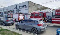 Principio de incendio en un gimnasio fue sofocado por una empleada del lugar