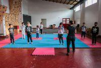 Primer Tope de Taekwondo