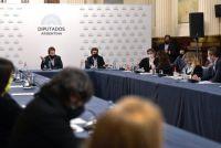 Acuerdo entre diputados del oficialismo y oposición para extender sesiones remotas mixtas