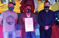 Declaran de Interés Municipal a la comparsa Raíces Andinas