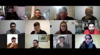 Reunión virtual con delegaciones para coordinar el trabajo en las provincias