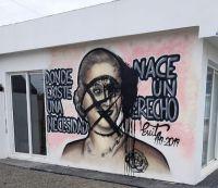 Denunciaron que vandalizaron su sede gremial