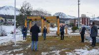 Se conmemoró en Ushuaia el Día mundial de la Paz