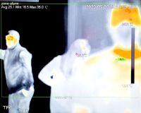 National Geographic destacó la presencia de escáneres térmicos en Ushuaia