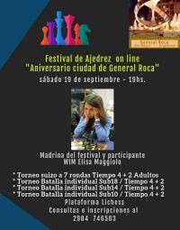 Torneo On Line de Ajedrez