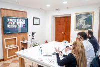 Medio Ambiente de Ushuaia mantuvo un encuentro técnico con Nación