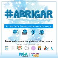 "Campaña Solidaria ""Abrigar"""