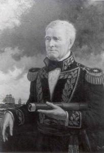 El almirante Brown en la música Rock