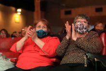 Adultos mayores vivieron una jornada emotiva en la Casa de la Cultura