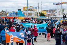 Multitudinaria Caravana a Favor de la  Vida en Río Grande