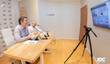 Río Grande y la ciudad española de Almería afianzan vínculos y políticas de cooperación