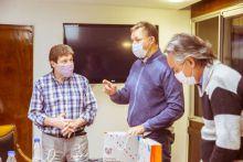 Presentaron proyecto sobre abordaje y tratamiento de niños con autismo y enfermedades de neurodesarrollo