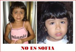 NO ES SOFIA HERRERA