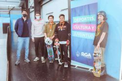 Tres Riders Campeones Provinciales