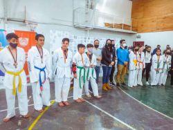 Se conformaron los campeones Provinciales en Taekwondo-WT
