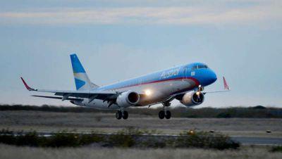 Tierra del Fuego contará con vuelos directos a Córdoba a partir del mes de noviembre
