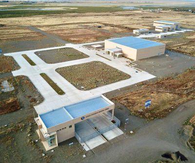 El 18 de octubre se inaugura Zona Franca de Río Gallegos