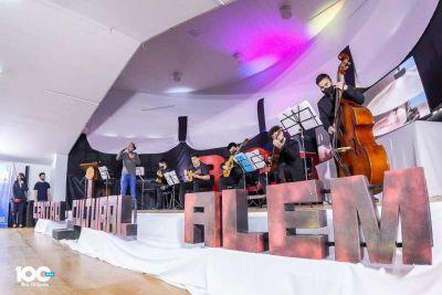 Continúan los festejos por el 20° Aniversario del Centro Cultural 'Leandro N. Alem'