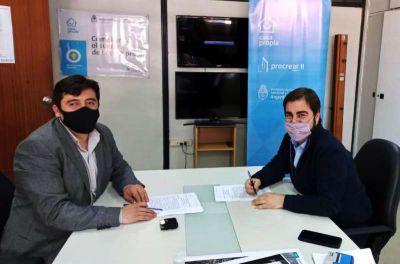 Tolhuin avanza en el ordenamiento territorial con financiamiento de Nación