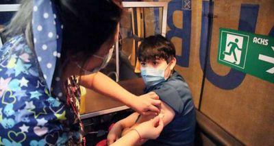 Vacunación en Magallanes: esta semana es el turno de mayores de 14 años