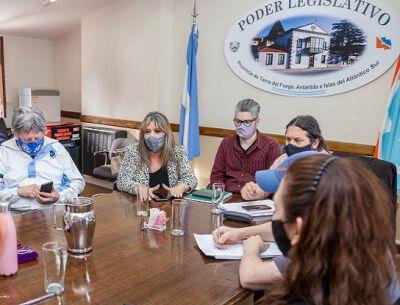 Municipales asistieron a la reunión de la Comisión N° 1