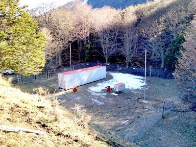 Denuncian depósito de explosivos en tierras de Harberton